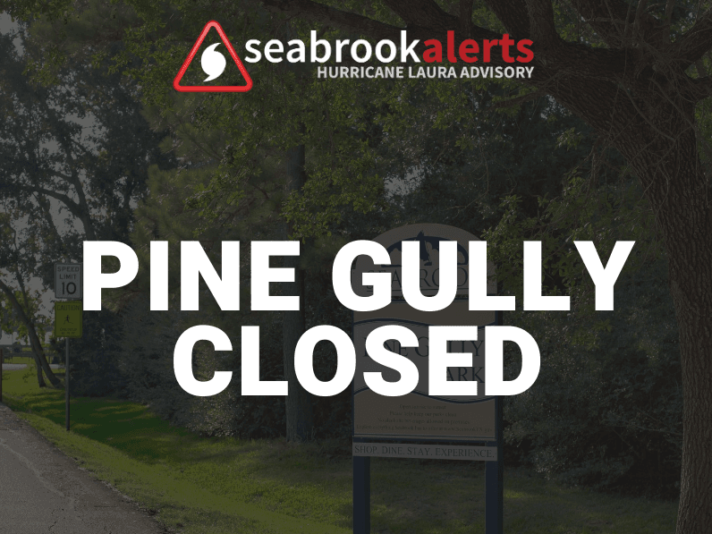 Pine Gully Closed - FB