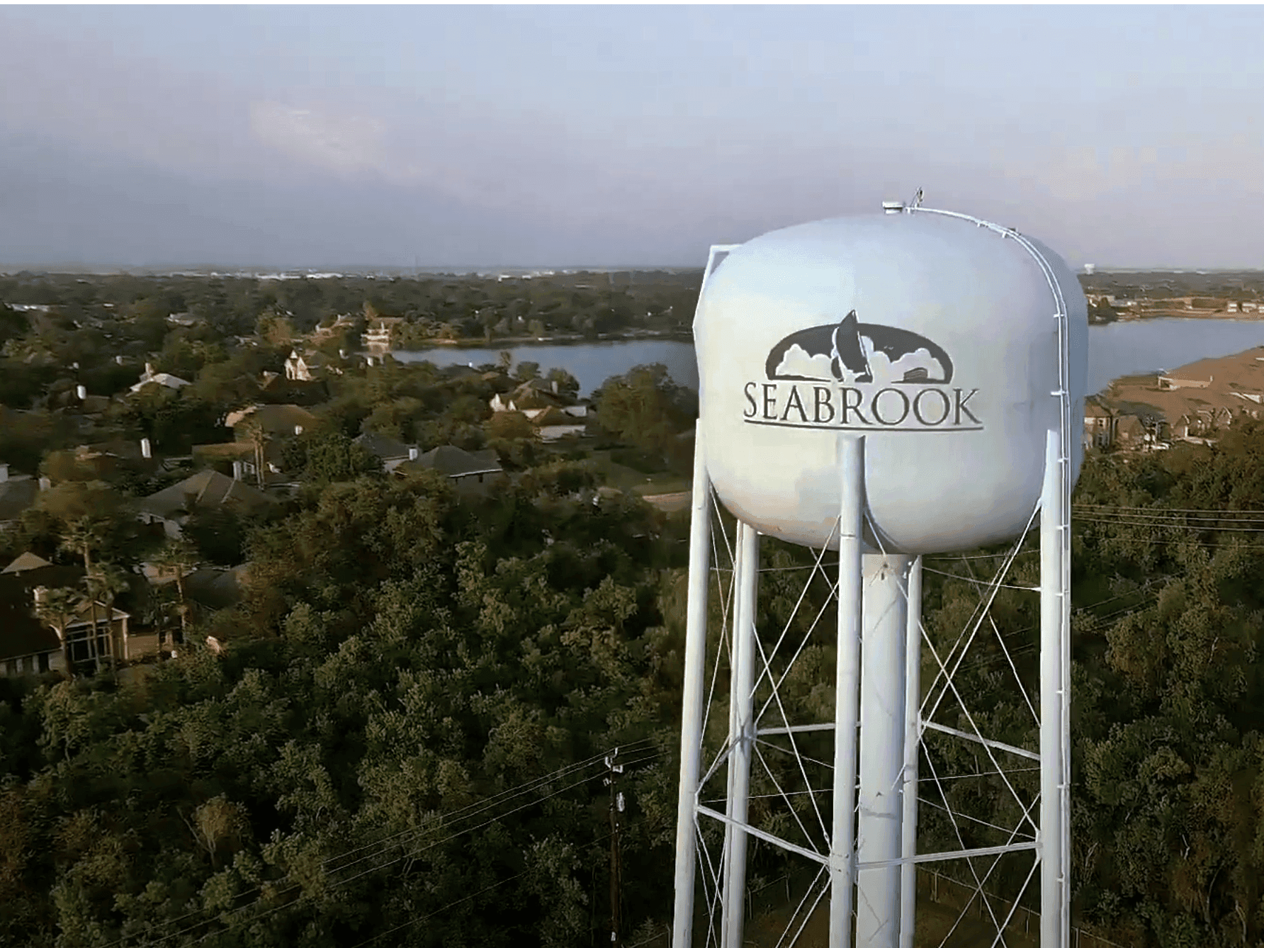 Seabrook Water Tower