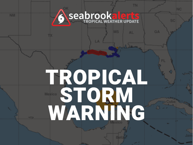 Tropical Storm Warning - FB