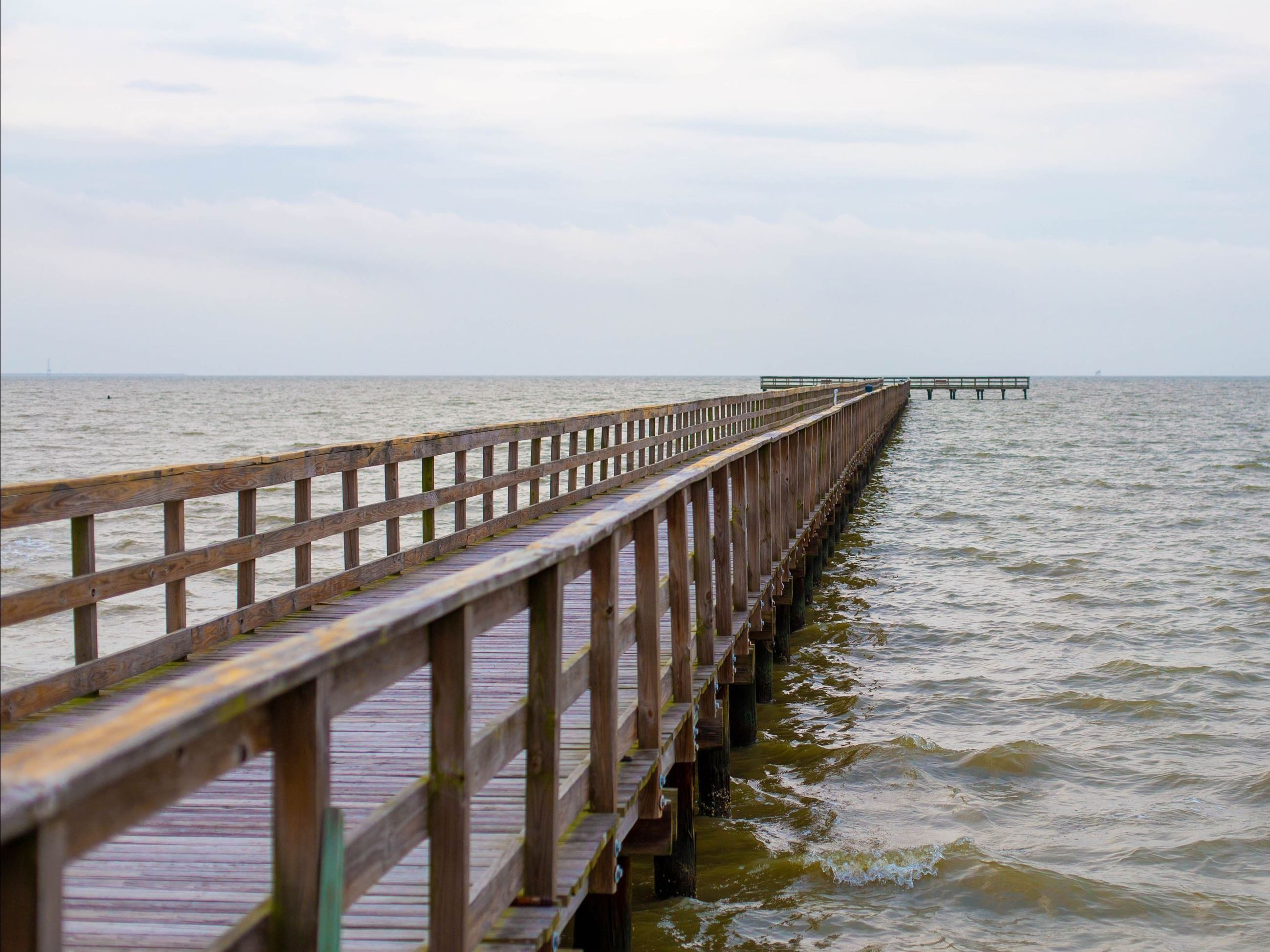 Pine Gully Fishing Pier - News