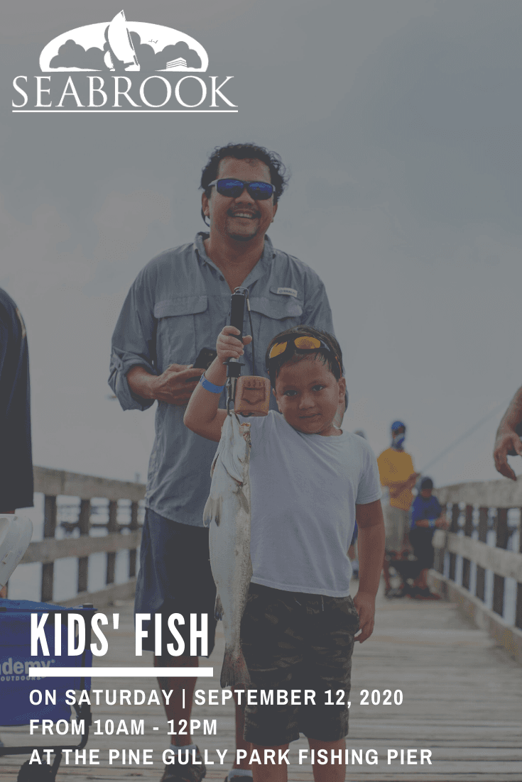 Kids Fish - Website Graphic