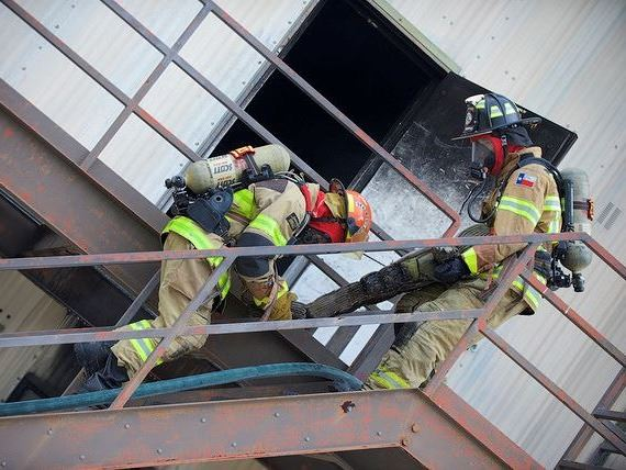 SVFD Training Photo