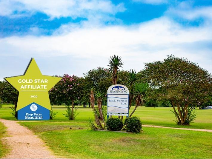 KTB Awards Seabrook Gold Star - Image of Meador Park