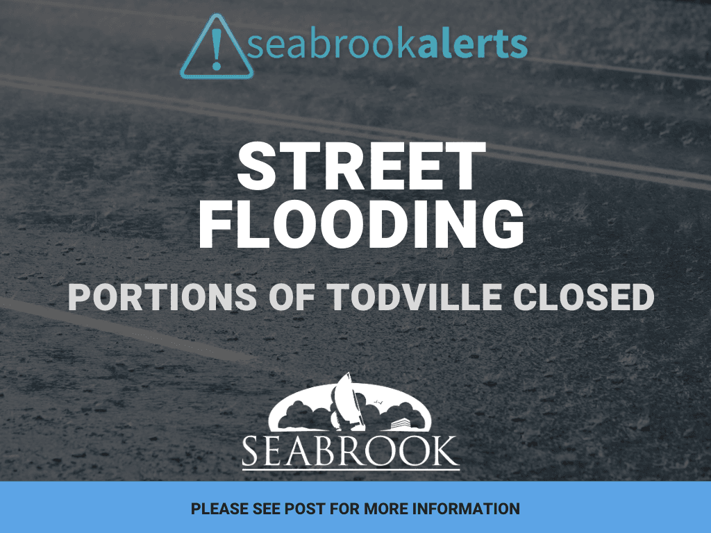 Street Flooding Advisory