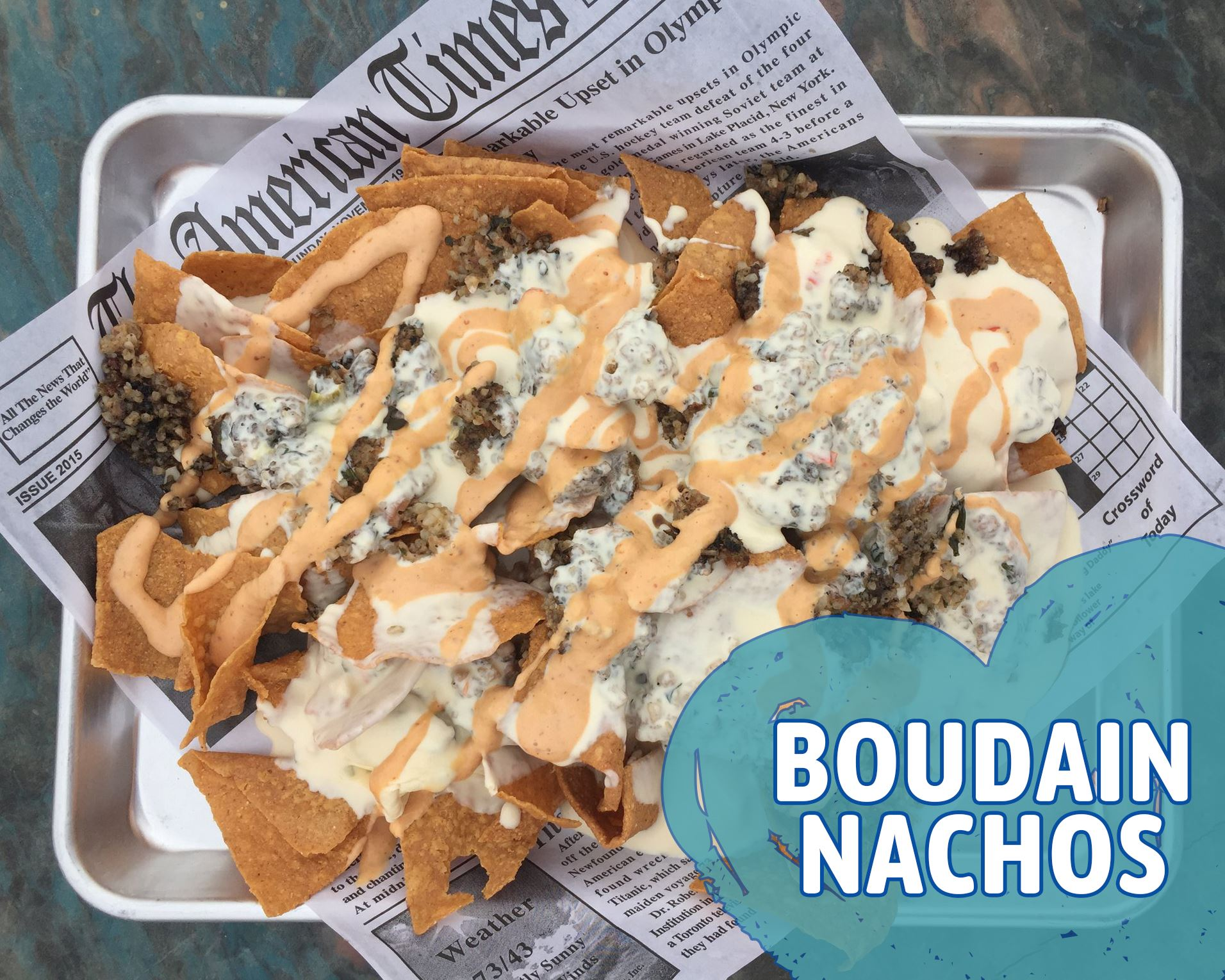 Boudain Nachos Opens in new window