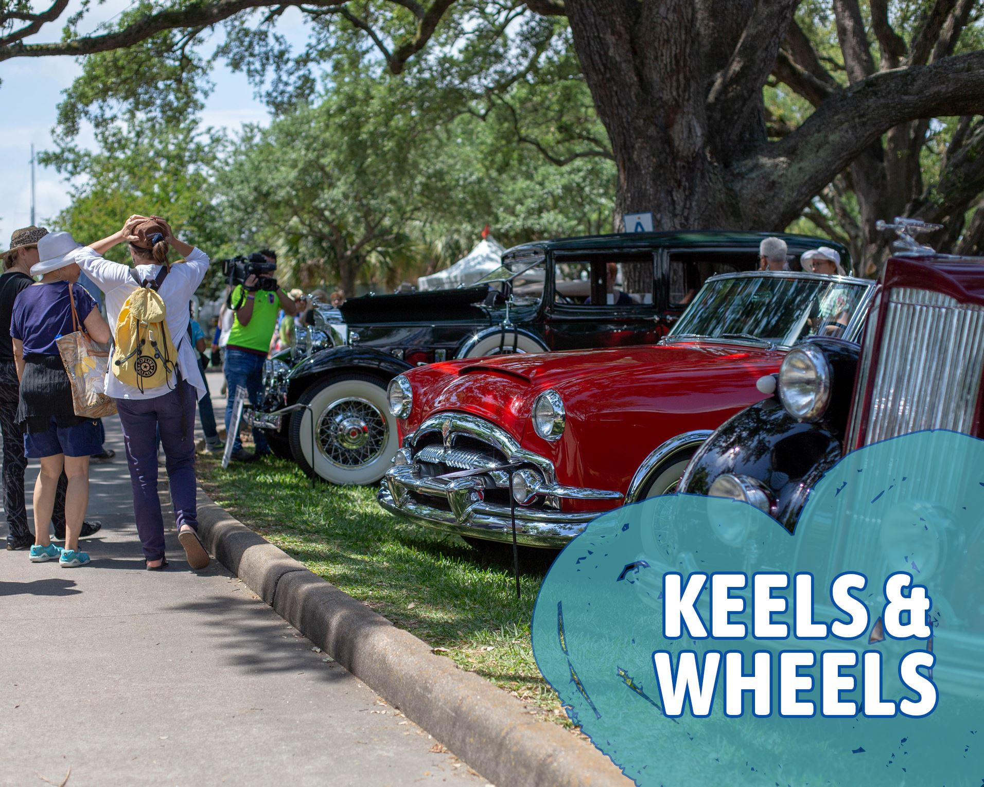 Keels and Wheels