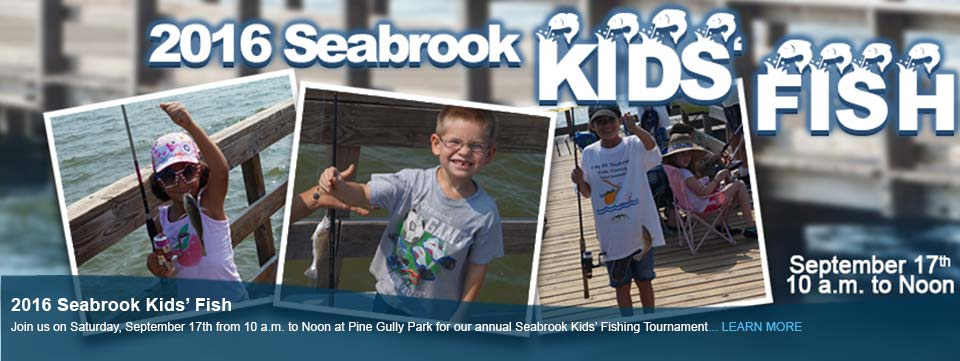 2016 Seabrook Kids' Fish
