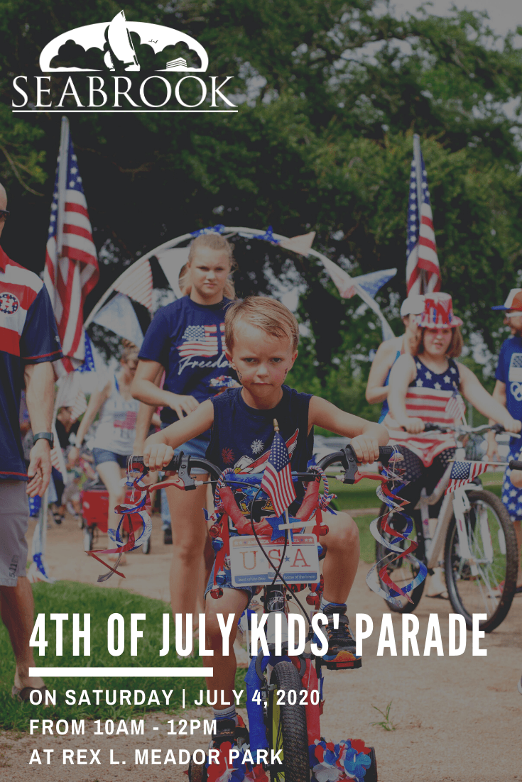 4th of July Kids Parade - 2019