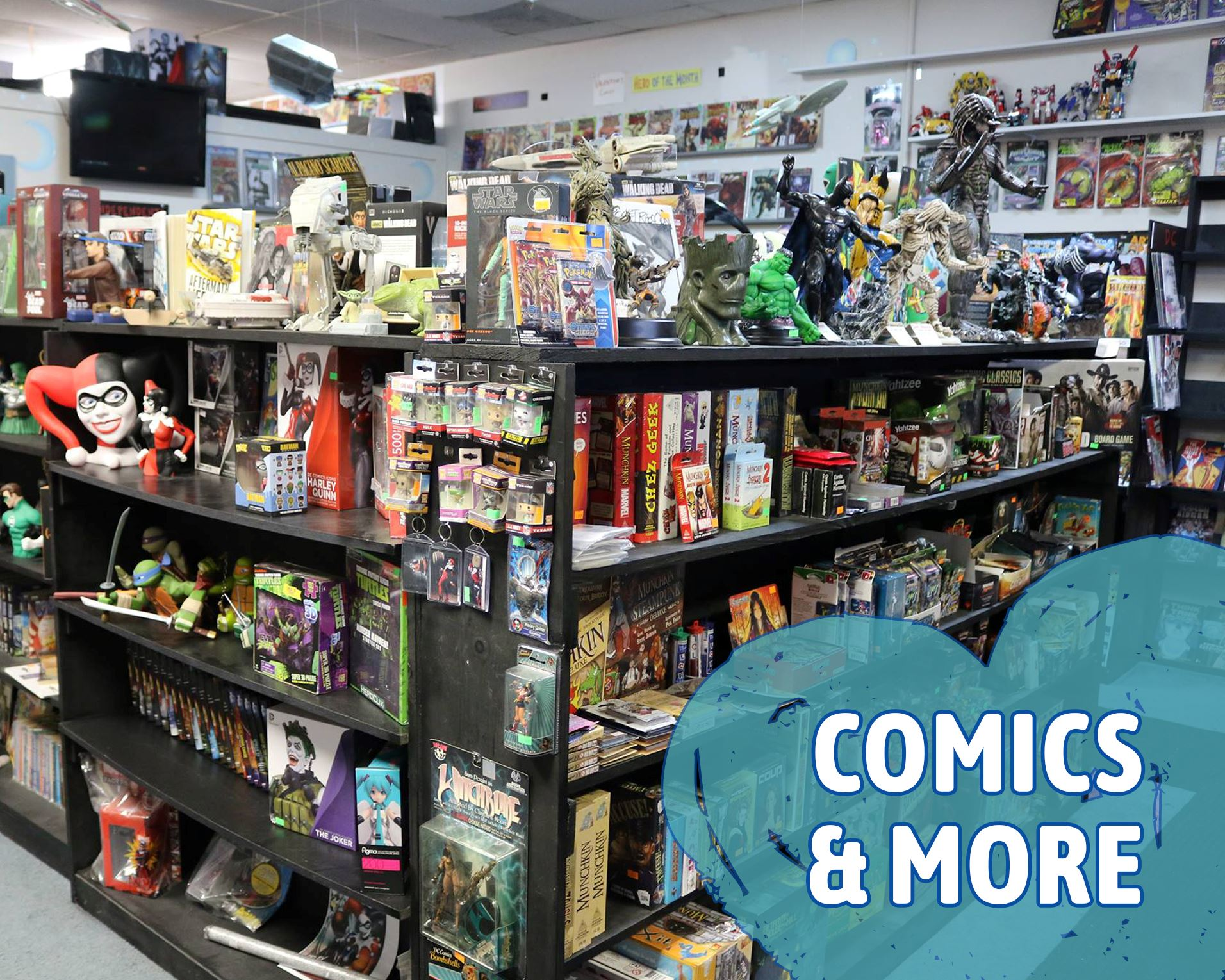 Dimensions Comics Opens in new window